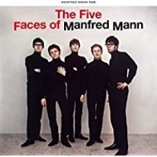 The Five Faces of Manfred Mann (Vinyl)