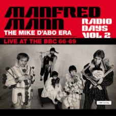 Radio Days Vol 2 - Manfred Mann - The Mike D'Abo era