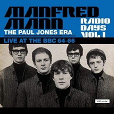 Radio Days Vol 1 - Manfred Mann - The Paul Jones era