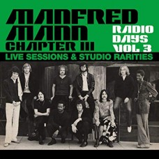 Radio Days Vol 3 - Manfred Mann Chapter Three