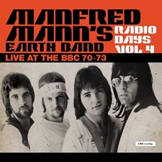 Radio Days Vol 4 - Manfred Mann's Earth Band