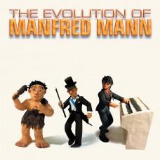 Evolution of Manfred Mann - DVD
