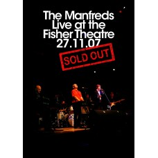 The Manfreds Live At The Fisher Theatre